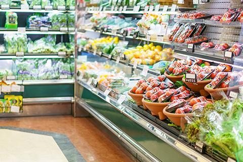 70店舗の食品スーパーを運営する企業の総務責任者として以下の業務のマネジメント